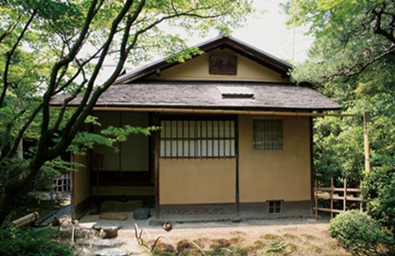 Urakuen (Jo-an Tea Room, a national treasure) image