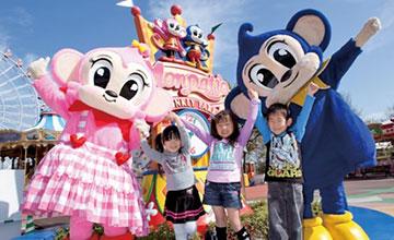 日本猴子公園 形象